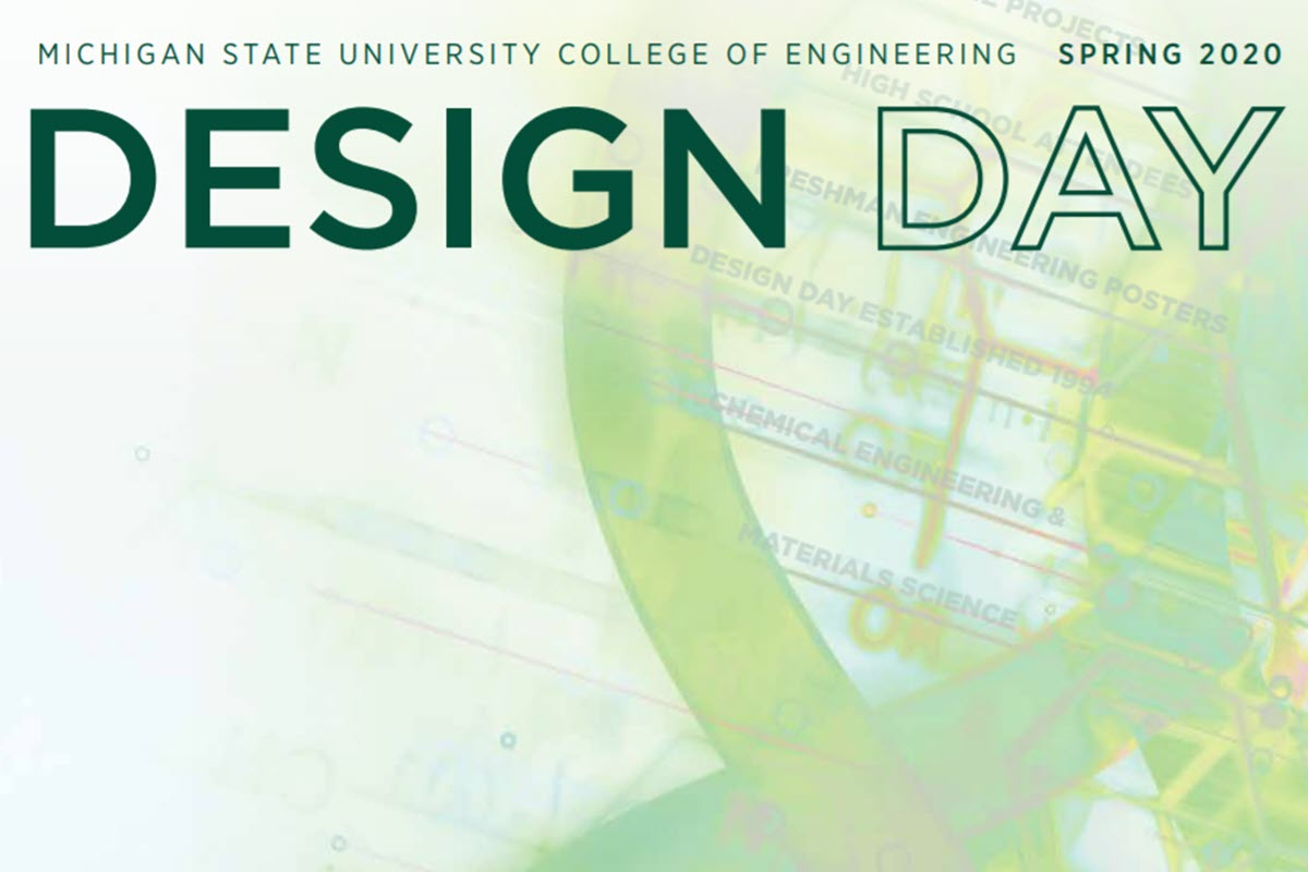 Graphic of Design Day 2020 logo